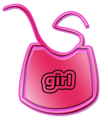baby-girl-bib.jpg. Previous Clipart