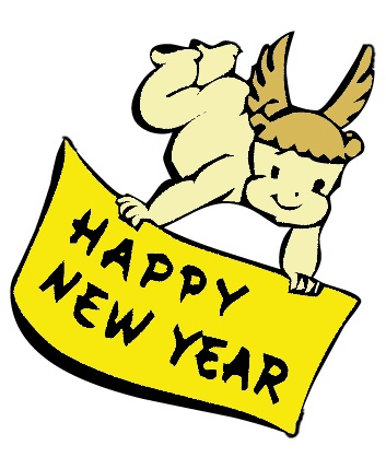 ... Clip Art - 30,000 Free Clipart Images - baby_happy_new_year.jpg