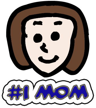 number-one-mom.jpg. Previous Clipart Image
