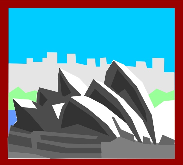 All Free Original Clip Art - 30,000 Free Clipart Images - sydney02.jpg