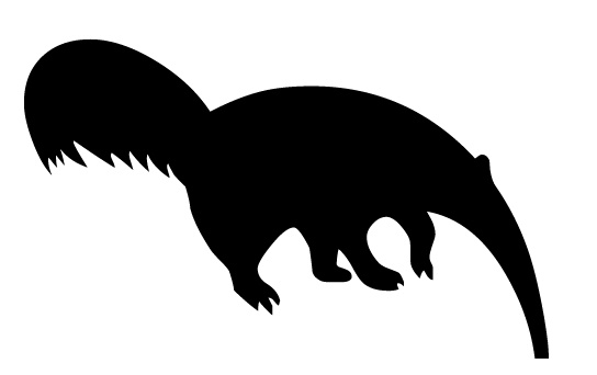 anteater.jpg - All Free Original Clip Art