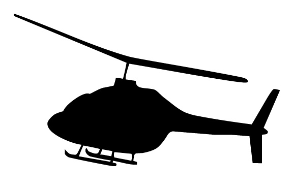 Army Helicopter Clipart Helicopter Silhouette Clipart