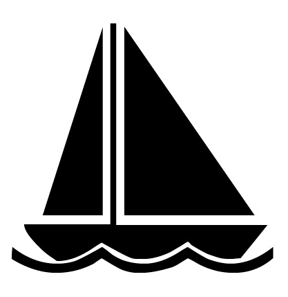 sailboat2.jpg - All Free Original Clip Art